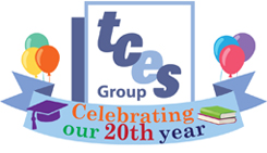new-tces-group-20-year-logo